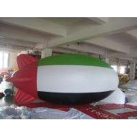China Inflatable advertising contry flag airship for sale wholesale