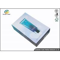 China New Design High Quality Cosmetic Packaging Cosmetic Box Package Printing wholesale