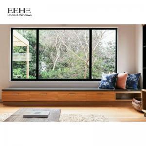 China Contemporary Home Anodized Aluminum Windows / Balcony Aluminum Storm Windows wholesale