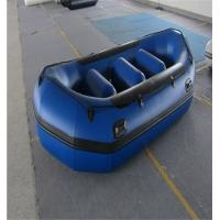 China New Design PVC Material Inflatable Rafting Boat wholesale