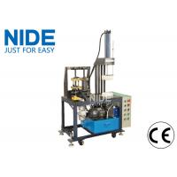 China Winding Final Coil Forming Machine / Wire Winding Machine For Air Conditioner Motor wholesale
