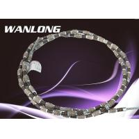 China diamond wire for stone cutting - diamond wire saw for marble and granite processing on sale