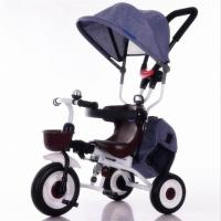 China CE approved carrier 3 in 1 baby smart trike,Cheap price factory supply baby tricycle manufacturer in china wholesale