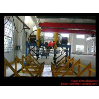 China Heavy Duty SAW H Beam Welding Machine LHA Gantry Type 5.5m Rail Span With Moving Trolley wholesale
