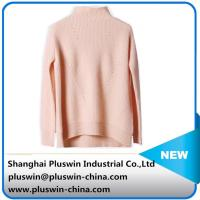 China hot sale OEM high quality female cashmere sweater wholesale