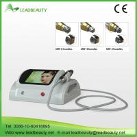 China Microneedle fractional Radio Frequency Facial Machine for face lift wholesale