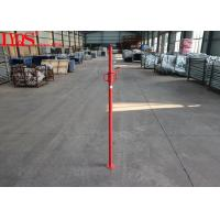 China Easy Stripping Adjustable Shoring Posts Waterproof For For Support Structure wholesale