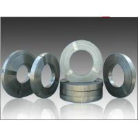 Industrial Stainless Steel Materials , Stainless Steel Strapping / Metal Strap