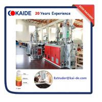 3 layers EVOH Pipe Machine/High Speed PE-RT Pipe Production Line