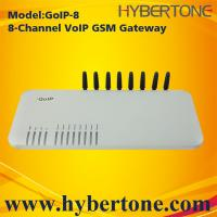 China 8 Ports GoIP GSM Gateway GoIP-8 Quad band IMEI chang SMS for VoIP terminal wholesale