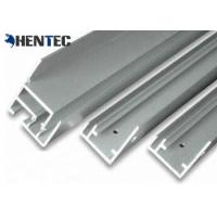 China Rohs And ISO Solar Panel Frames Aluminum With Screw Joint / Corner Key Joint wholesale