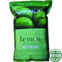 China 1000g Herbicos Oil Control Anti Aging Face Mask Lemon Soft Powder Skin Care on sale