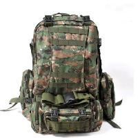 Outdoor tactical backpack,Camouflage bag