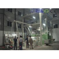 New S PP Non Woven Fabric Manufacturing Machine 1600mm For Agricultural Cover
