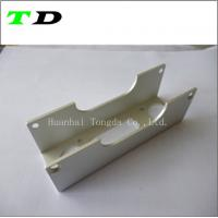 China 2018 High Quality Customized  natural anodised Metal Stamping parts for auto bracket on sale