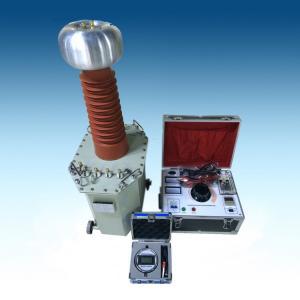 China SYB Series 50Kv to 300kV Oil Type AC DC Hipot Tester on sale
