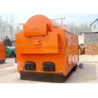China 6 Ton Coal Fired Central Heating Boilers ASME Water Tube Package Boiler wholesale