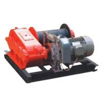 China YT CE certificated 2t-65t electric windlass, JK model high speed electric wire rope winch on sale