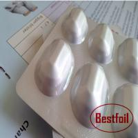 China Medical cold form alu alu blister packaging material for capsule blister pack wholesale