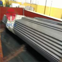 China Custom Seamless Stainless Steel Pipes For Fluid Transportation GB/T 14976 wholesale