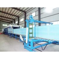 China Continuously Automatic Horizontal Mattress Sponge Foam Making Production Line wholesale