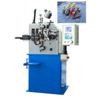 China High Accuracy 0.50 - 2.00mm CNC Spring Coiler Machines Easy Operated 3 - Phase 220V wholesale