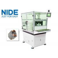China NIDE 2 Pole automatic Stator Winding Machines coil winder for electric motor wholesale