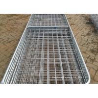 China Metal Cattle Fence Panels , Galvanized Field Fence For Livestock wholesale