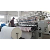 China 2.4 Meters Chain Stitch Quilting Machine Hook Function 4700*1200*1650mm on sale