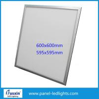 China 40W 2835 600X600 led panel light / suspended ceiling led lighting 3000lm on sale