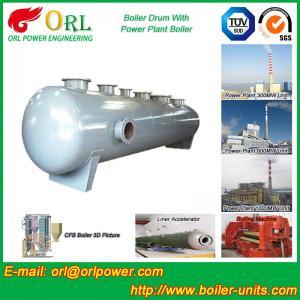 China Energy saving floor standing boiler mud drum SGS wholesale