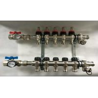 House stainless steel water supply manifold auto