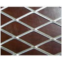 China Stainless Steel Expanded Metal Mesh/Stainless Steel Expanded Plate Mesh SS316 Grade wholesale