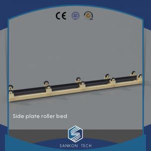 China L6000mm Side Plate Automatic Concrete Block Making Machine wholesale