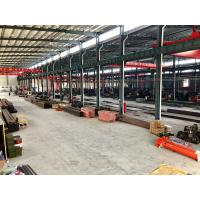 China QD 16T-22.5m Double Girder Overhead Cranes  for  Factories / Material Stocks/ Workshop wholesale