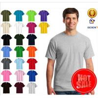 China Tshirt man tshirt & custom printing tshirt & wholesale plain tshirts wholesale