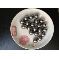 China Precision Instrument Stainless Steel Balls , Bicycle Bearing Balls wholesale