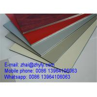 Quality Non-Heat Treatable Anodized Aluminum Sheet / Panel For Transportation Trim Components for sale