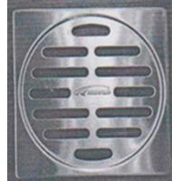 China Export Europe America Stainless Steel Floor Drain Cover10 With Square (94.3mm*94.3mm*3mm) wholesale