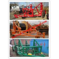 China Drum Trailer,Cable Winch,Cable Drum Trailer on sale