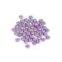 Shiny Large Loose Rhinestones Flatback Style Good Stickness High Temperature for sale