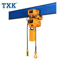 China Anti Rust Mini Electric Hoist 250kg - 50ton Weight Lifting With Trolley Or Hook wholesale