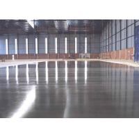 China Dustproof High Hardness Floor Coatings , Nano Densifier For Concrete Floors on sale