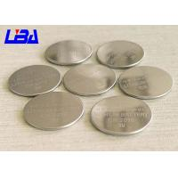 China Light Weight Lithium Coin Cell 90mAh  Duration 1020h Retailed Blister Pack wholesale