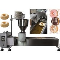 China stainless steel industrial mini donut machine on sale