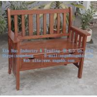 China Wooden Raven Storage Bench、Wooden chair, wooden outdoor chairs, wooden double chair wholesale