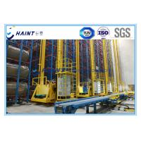 China Customized Color Automatic Storage Retrieval System Steel Structure Large Scale wholesale