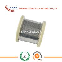 China Cu-Ni Alloy Ribbon ISO-TAN 2.0842 CuNi44 CuNi40 Flat Resistance Ribbon Wire 3.0x0.26mm wholesale