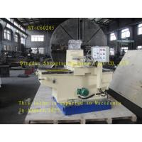 China 4 Jaws Chuck Heavy Duty Facing Operation Lathe Machine , milling machine tool on sale