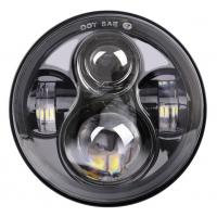 China 7 Inch Harley Davidson Daymaker Headlight  , Led Daymaker Motorcycle Headlight wholesale